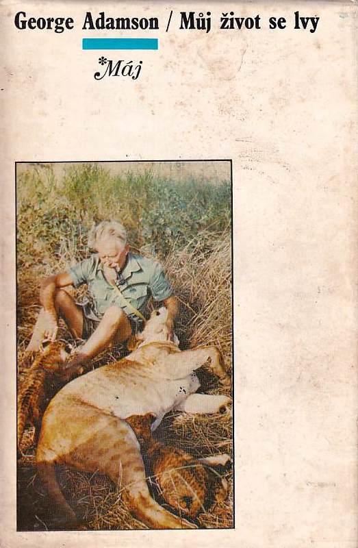 Můj život se lvy - George Adamson /bazarové zboží/