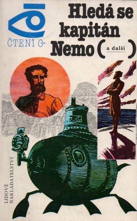 Hledá se kapitán Nemo - Roman Bělousov /bazarové zboží/