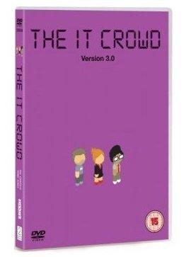 The It Crowd - v originálním znění bez CZ titulků - DVD /plast/