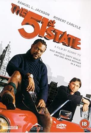 The 51st State / Formula 51 - v originálním znění bez CZ titulků - DVD /plast/