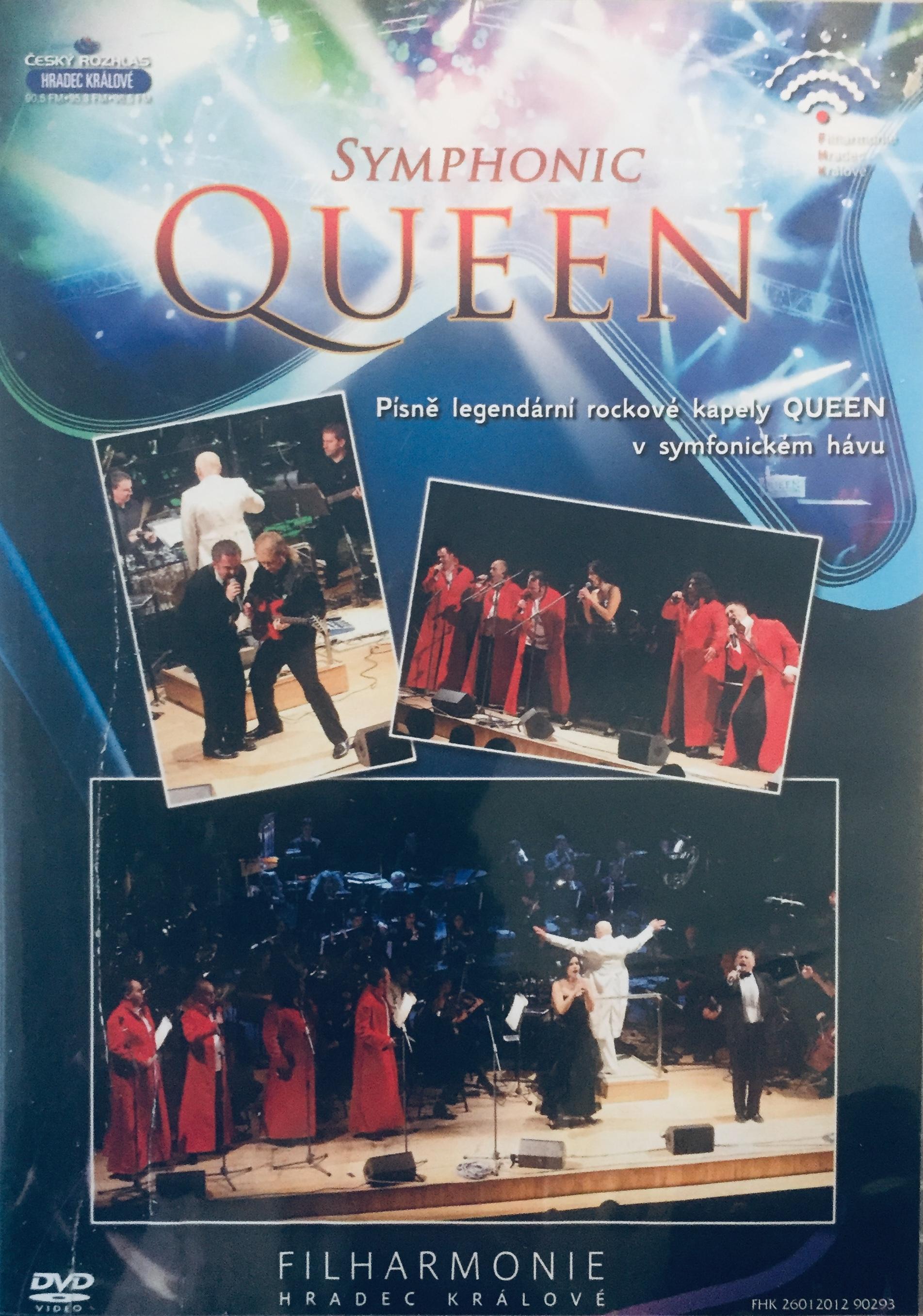Symphonic Queen - DVD /slim/