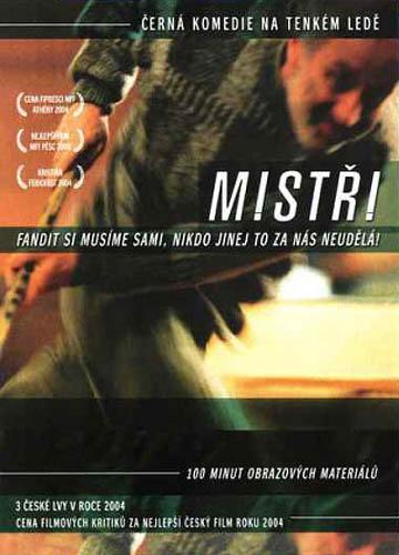 Mistři - DVD /slim/