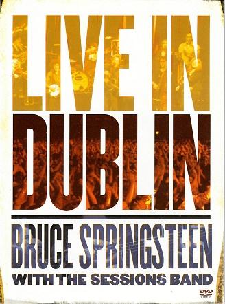 Bruce Springsteen - Live in Dublin ( digipack ) DVD
