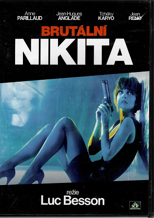 Brutální Nikita ( plast ) DVD