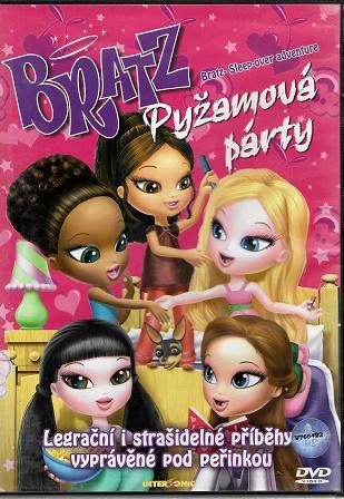 Bratz: Pyžamová párty ( plast ) DVD