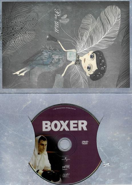 Boxer ( dárkový obal ) DVD