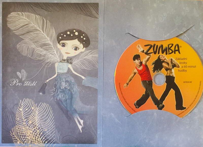 Zumba - DVD /dárkový obal/