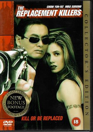 The Replacement Killers / Střelci na útěku ( originální znění , titulky CZ ) plast DVD