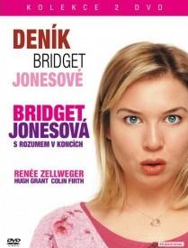 Deník Bridget Jonesové / Bridget Jonesová s rozumem v koncích - 2xDVD /2xplast v šubru/