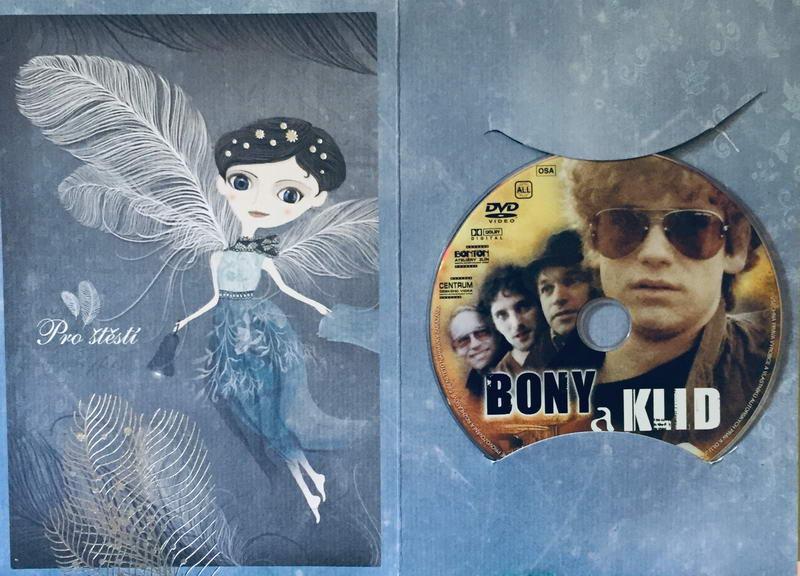 Bony a klid - DVD /dárkový obal/