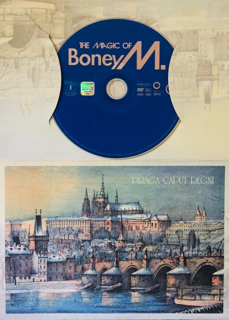 The Magic of Boney M. - DVD /dárkový obal/