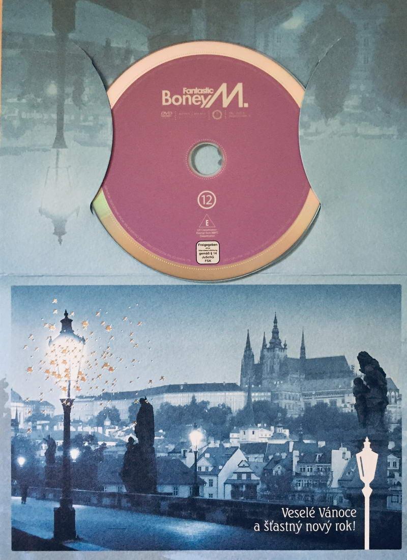 Fantastic Boney M. - DVD /dárkový obal/