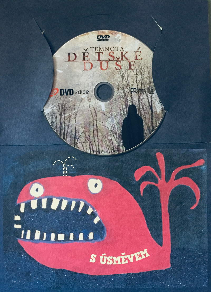 Temnota dětské duše - DVD /dárkový obal/