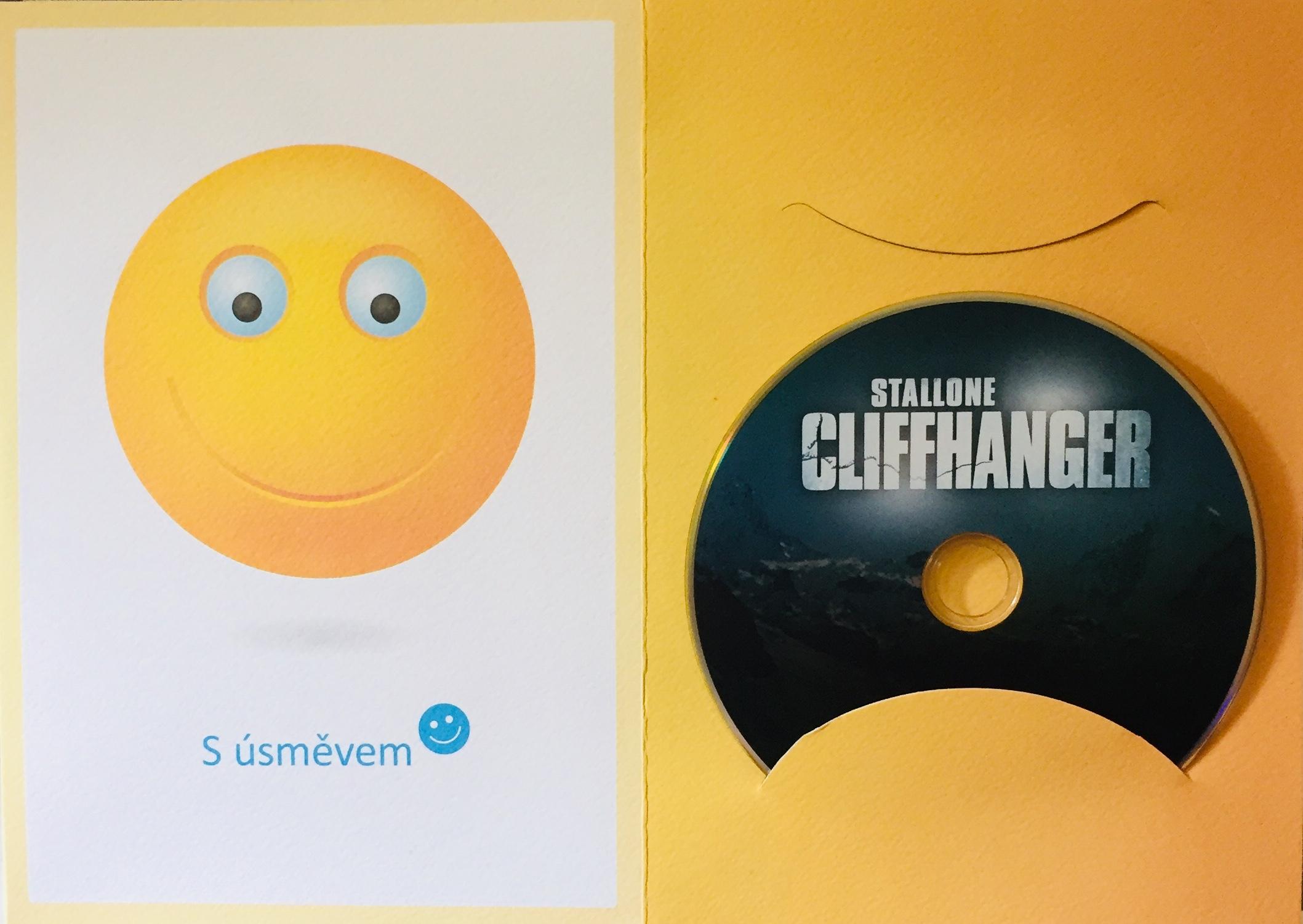 Cliffhanger - Blu-ray Disc /dárkový obal/