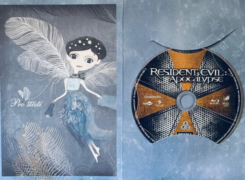 Resident Evil - Apocalypse - Blu-ray Disc /dárkový obal/