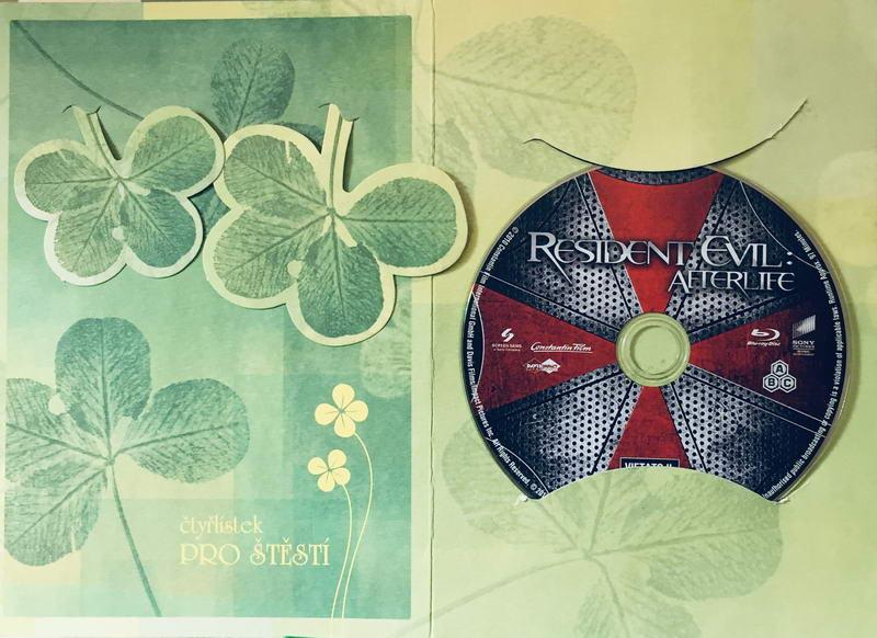 Resident Evil - Afterlife - Blu-ray Disc /dárkový obal/