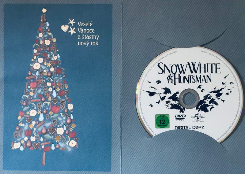 Snow White & The Huntsman / Sněhurka a lovec - Blu-ray Disc /dárkový obal/