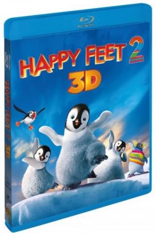 Happy Feet 2 - 3D - Blu-ray Disc