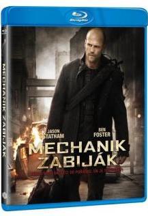 Mechanik zabiják - Blu-ray Disc