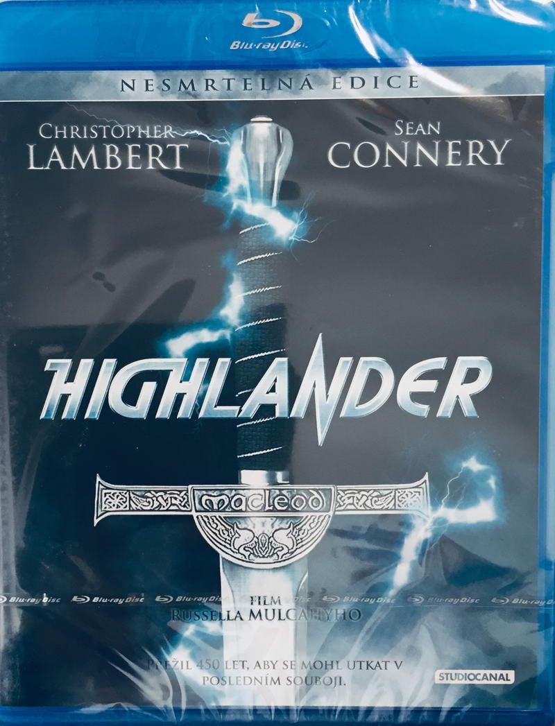 Highlander - Blu-ray Disc
