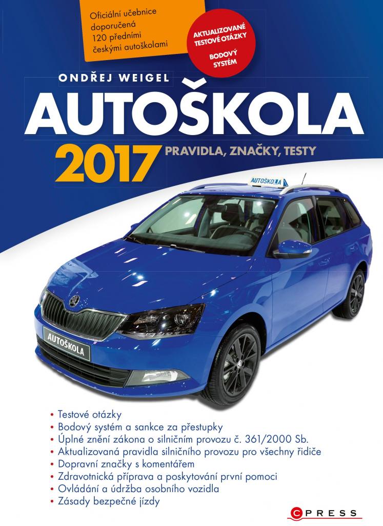 Autoškola 2017 - Ondřej Weigel /bazarové zboží/