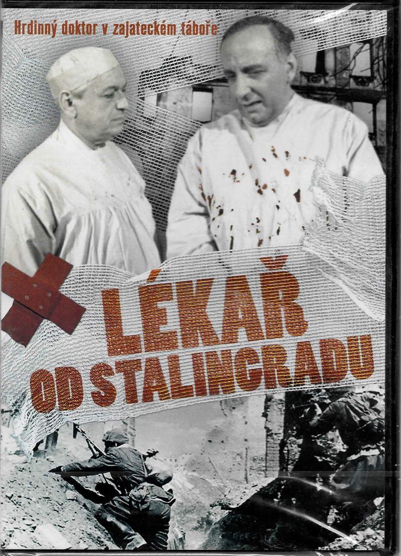 Lékař od Stalingradu - DVD plast