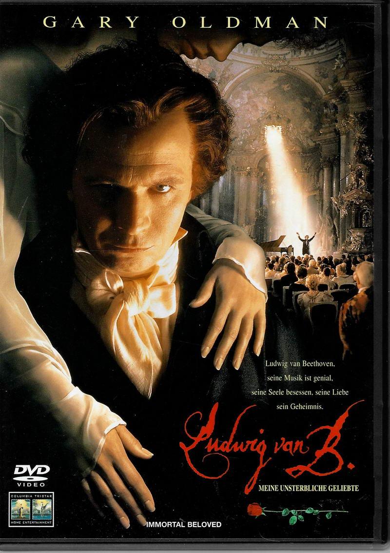 Meine unsterbliche geliebte ( Nehynoucí láska ) - DVD plast