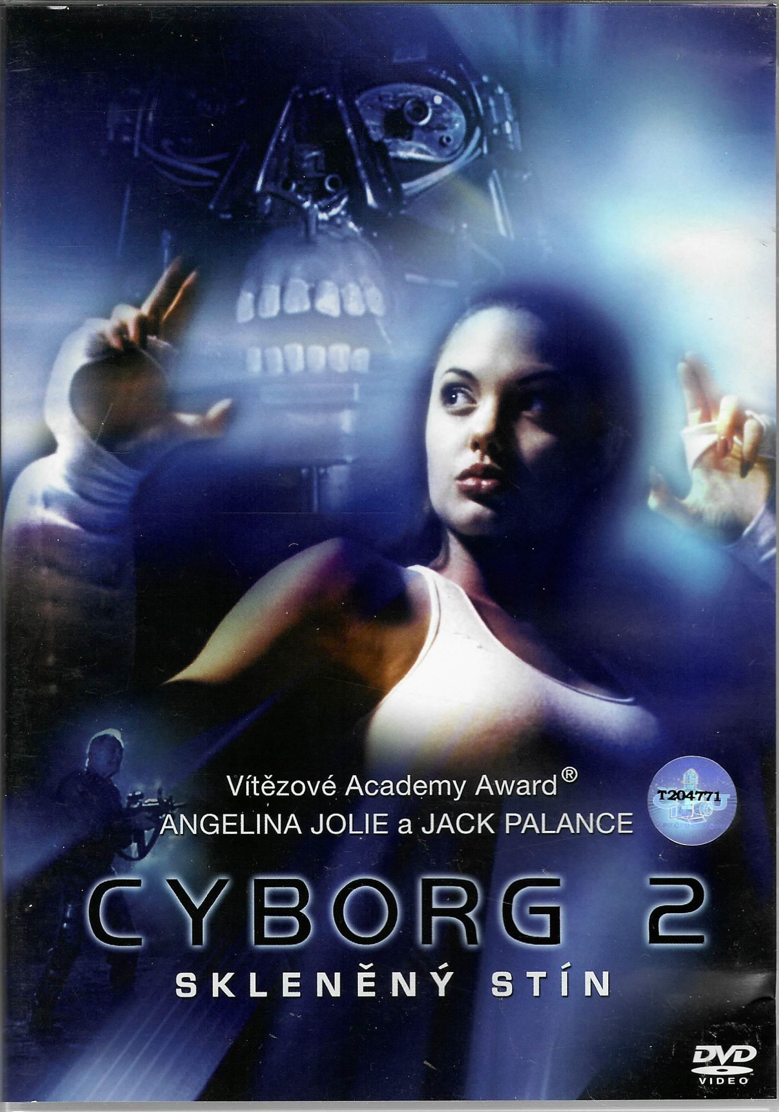 Cyborg 2 - Skleněný stín - DVD plast