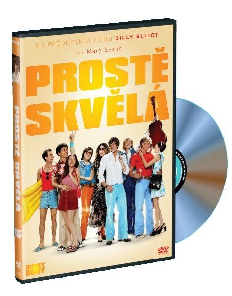 Prostě skvělá  - DVD plast