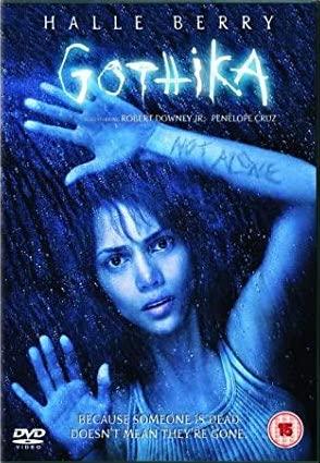 Gothika - v originálním znění bez CZ titulků - DVD /plast/
