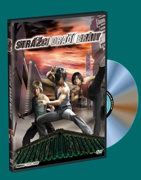 Strážci dračí brány - DVD plast