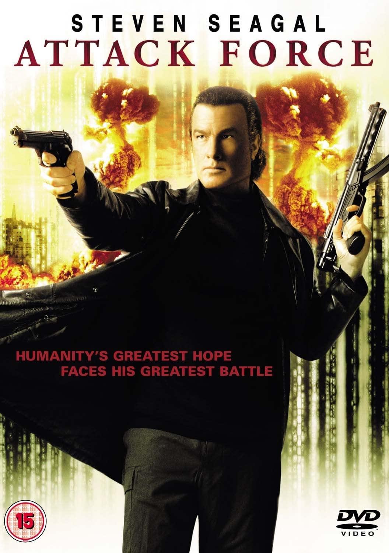 Attack Force - v originálním znění bez CZ titulků - DVD /plast/