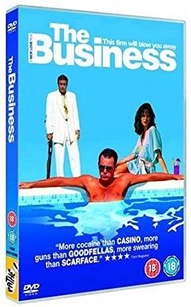 The Business - v originálním znění bez CZ titulků - DVD /plast/