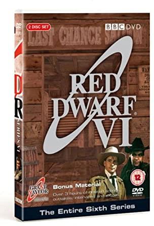 Red Dwarf VI / Červený trpaslík VI - v originálním znění bez CZ titulků - 2xDVD /plast/