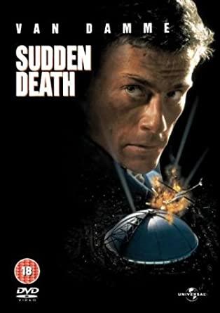 Sudden Death / Náhlá smrt - DVD /plast/
