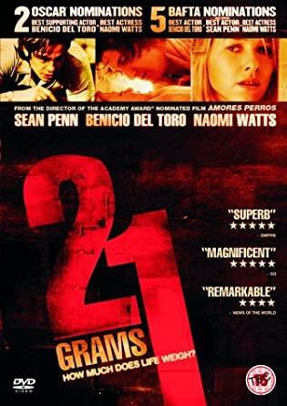 21 Grams - v originálním znění bez CZ titulků - DVD /plast/