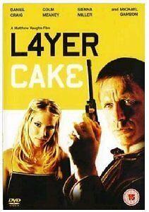 L4yer Cake - v originálním znění bez CZ titulků - DVD /plast/