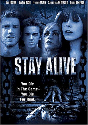 Stay Alive - v originálním znění bez CZ titulků - DVD /plast/