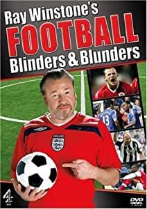 Ray Winston's Football Blinders & Blunders - v originálním znění bez CZ titulků - DVD /plast/