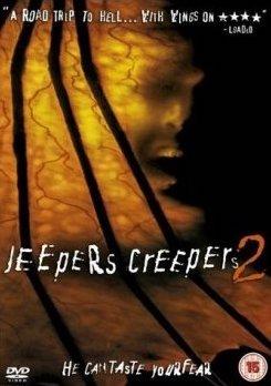 Jeepers Creepers 2 - v originálním znění bez CZ titulků - DVD /plast/