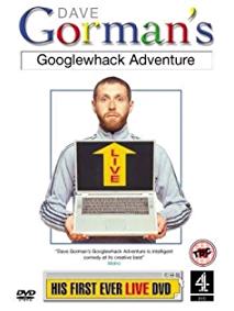 Dave Gorman's Googlewhack Adventure - v originálním znění bez CZ titulků - DVD /plast/