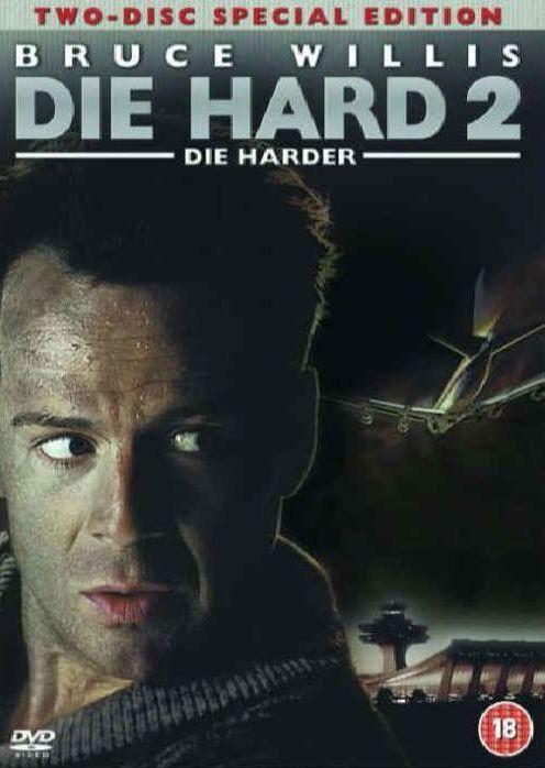 Die Hard 2 / Smrtonosná past 2 - Two-Disc Special Edition - v originálním znění s CZ titulky - 2xDVD /plast v šubru/
