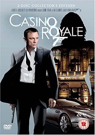 Casino Royale - 2-Disc Collector's Edition - v originálním znění bez CZ titulků - 2xDVD /plastv šubru/