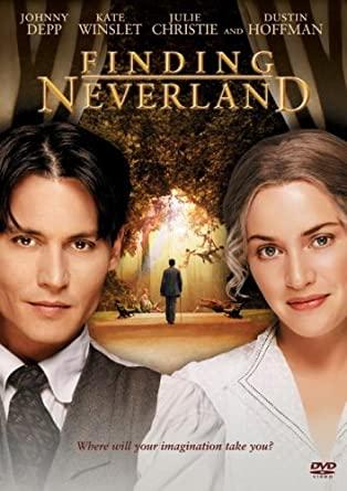 Finding Neverland - v originálním znění bez CZ titulků - DVD /plast/