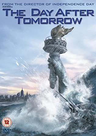 The Day After Tomorrow - v originálním znění bez CZ titulků - DVD /plast/