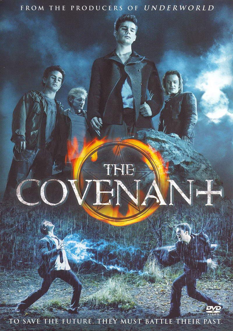 The Covenant - v originálním znění bez CZ titulků - DVD /plast/