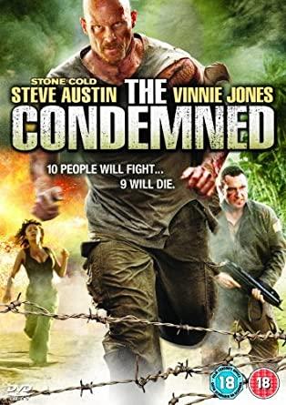 The Condemned - v originálním znění bez CZ titulků - DVD /plast v šubru/