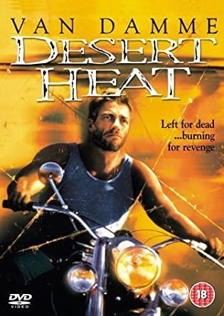 Desert Heat - v originálním znění bez CZ titulků - DVD /plast/