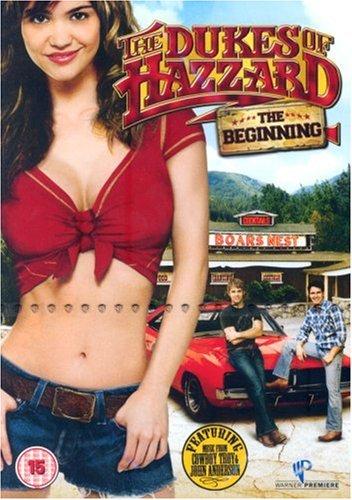 The Dukes Hazzard - The Beginning - v originálním znění bez CZ titulků - DVD /plast/