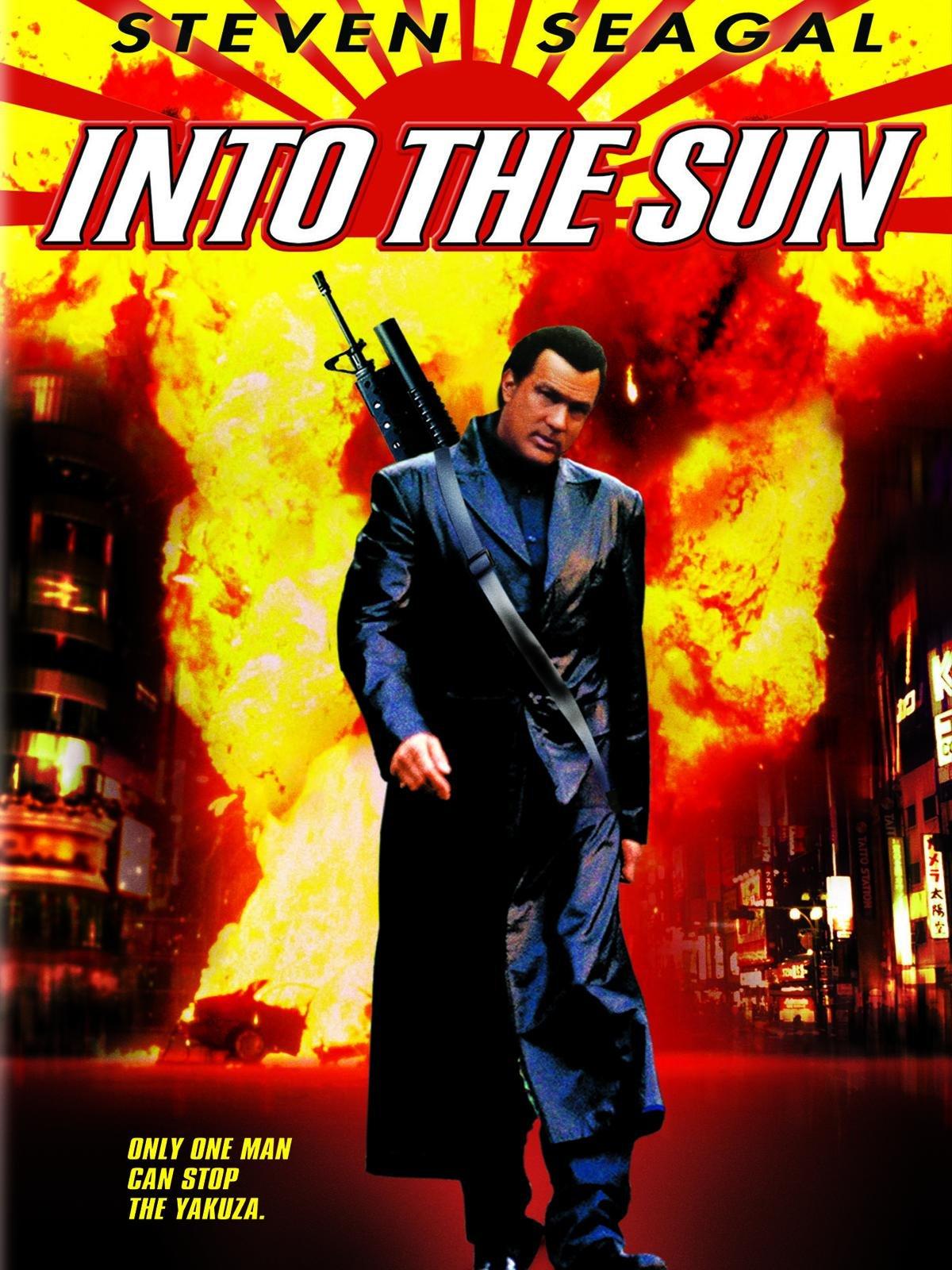 Into the Sun - v originálním znění bez CZ titulků - DVD /plast/